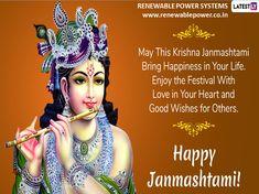 #Renewablepowersystemsdelhi wishes #HappyJanmashtami2019