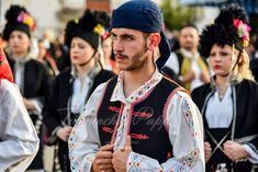 Mediterranean People, Folk Costume, Costumes, Corfu, Ghana, Greece, Traditional, Places, Greece Country