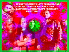 All 6 AIC boyz with a great quote in red kaleido.
