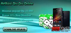 Aplikasi Qiu Qiu Judi Online