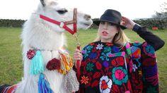Native Style Handmade Poncho by Crafty Cloth