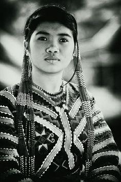 T'boli Girl, Philippines by nitrosaint, via Flickr