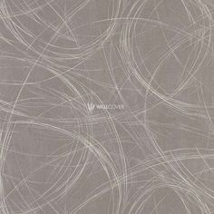 Visions by Luigi Colani Wallpaper 53328 ✔ Color: Grey, Silver ✔ Quality from Marburg ✔ Fast Shipping ✔ Buy now online on wallcover.com