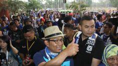 Seperti Apa Kalau Walikota Bandung Ridwan Kamil Kepalanya Pelontos?