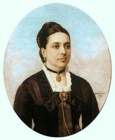Maria José Moniz Viana, Terceira Baronesa de São Francisco