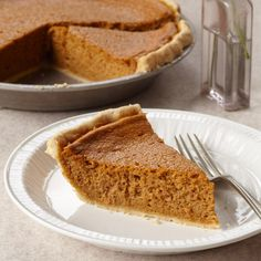 Our Healthier Pumpkin Pie recipe will wow your guests so much, they will wonder where the excess fat went!