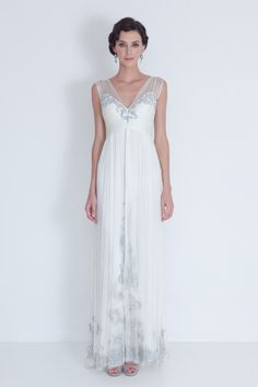 Catherine Deane, Godiva Dress. How elegant is this?