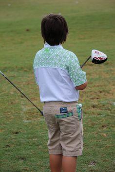Retro Polo & Approach Shorts