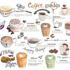 There are a number of things to take into consideration when shopping for coffee. This is particularly true if you are a coffee novice. But First Coffee, I Love Coffee, Coffee Art, My Coffee, Coffee Beans, Coffee Drinks, Coffee Shop, Coffee Mugs, Cafeteria Menu