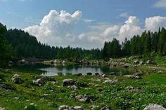 Triglav Seen Tal