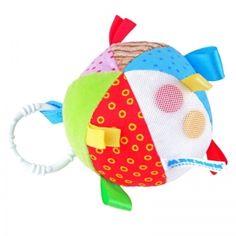 Подвесная игрушка Мякиши Мячик с петельками - Акушерство.Ru