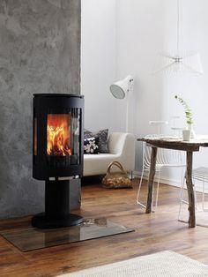 Jøtul F 370 Contemporary Wood Stove
