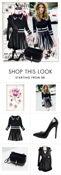 """""""Shein XVII/3"""" by lip-balm ❤ liked on Polyvore featuring Kate Spade and shein"""