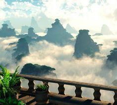 Zhangjiajie National Park @China