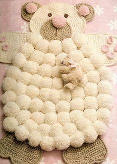 Misiowy dywanik :) Jak wam się podoba?