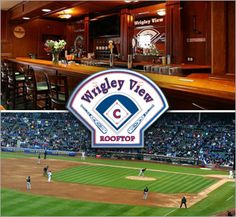 Wrigley View Roof Top - All-Inclusive Cubs Rooftop Ticket
