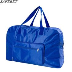 SAFEBET Brand Portable Waterproof Oxford High Capacity Travel Bags Luggage Handbag Packing Cubes Clothes Underwear Organiser
