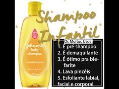Shampoo Infantil: Muitos Usos na Beleza! - Juro Valendo