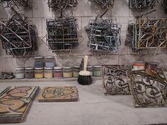 """Visite la exposición """"Baldosas Córdova, Artesanos del Tiempo"""" en el Museo De Artes Decorativas ubicado en Recoleta, 683. Sin duda un buen panorama para este verano."""