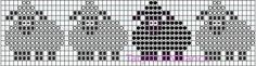 Baa chart small pattern by Tatyana Chambers Sheep - Baa_medium Always wanted to figure out how to knit, although undecided the place to start? That Complete Beginne. Fair Isle Knitting Patterns, Fair Isle Pattern, Knitting Charts, Knitting Designs, Knitting Stitches, Knitting Projects, Free Knitting, Cross Stitch Charts, Cross Stitch Patterns