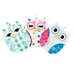 hot pads to make . . . cute