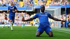 @Chelsea #Moses #9ine