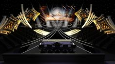 stage design for music tallent search