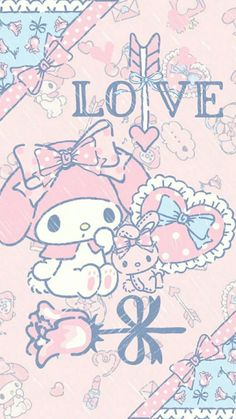 jessie -my melody My Melody Wallpaper, Sanrio Wallpaper, Hello Kitty Wallpaper, Kawaii Wallpaper, Pink Wallpaper, Sanrio Characters, Cute Characters, Cellphone Wallpaper, Iphone Wallpaper