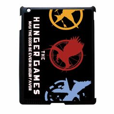 Hunger games hope four iPad 2 Case
