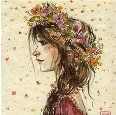 Ester Gili (facial profile)