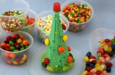 Ice Cream Cone Christmas Tree | Sophie's World