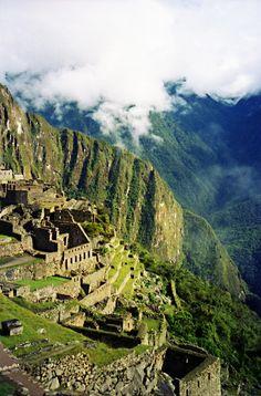 Machu Picchu, Peru - Lost City of the Incas by Eva0707