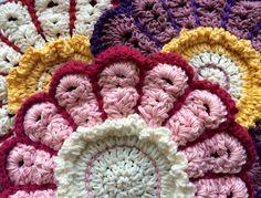 Presine vintage crochet