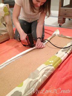 Hometalk :: DIY Upholstered Bench