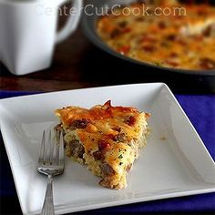 This is not your typical breakfast casserole, it's the type that will earn you RAVE reviews! Simple, easy, and a great way to start your day!