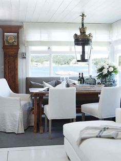 White Cottage on the archipelago | slettvoll
