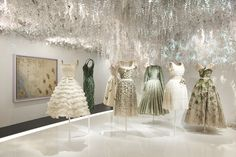 Dior Opens the Largest Fashion Exhibition Ever to be Held in Paris  - HarpersBAZAAR.com