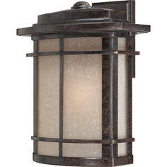 Galen1-light Imperial Bronze Large Wall Lantern