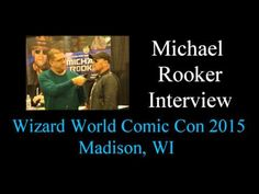 Michael Rooker Interview - Wizard World Madison ComicCon 2015