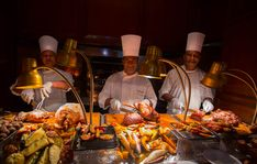 Mother's Day special Lunch buffet at Cinnamon Grand. Mother's Day Brunch Buffet, Lunch Buffet, Mothers Day Special, Mothers Day Brunch, Kung Pao Chicken, Paella, Cinnamon, Photo And Video, Ethnic Recipes