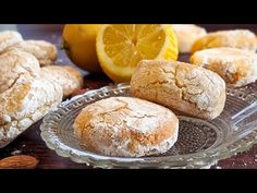 Almond Paste Cookies, Almond Flour Cookies, Almond Recipes, Greek Recipes, Raw Food Recipes, Gluten Free Cookies, Gluten Free Desserts, Dessert Cake Recipes, Cookie Recipes