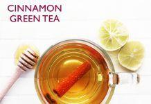 SLIMMING CINNAMON GREEN TEA RECIPE