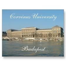 corvinus university budapest