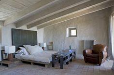 GESPRONOR: Moda verde: muebles de palets