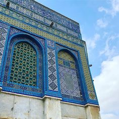 Blue is the color Jerusalem is the place Jerusalem, Luxury Travel, Asia, Louvre, Around The Worlds, Journey, Europe, Australia, America