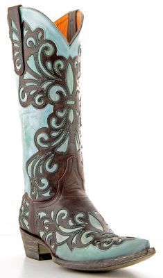 Womens Old Gringo Linda Boots Chocolate (via @Allens Boots)