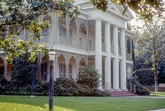 Vintage Disneyland Mansion