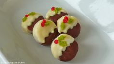 The Things She Makes: Christmas Mints Creams