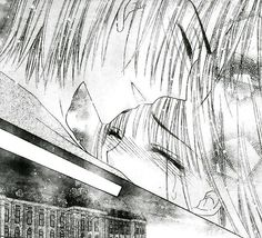 I won't go ~ Gakuen Alice manga - Izumi & Yuka