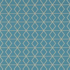Shop for Fabric at Style Library: Pivot by Scion. A smart geometric trellis cotton-blend fabric design, which looks equally effective in reverse.
